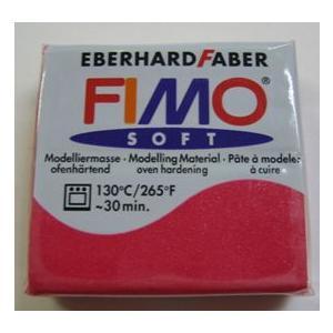 FIMOソフト エフェクト メタリックルビーレッド