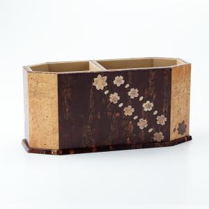 樺細工 卓上ラック 春秋|craft-crowd