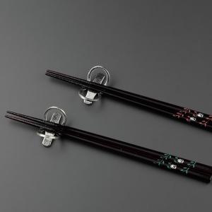 長寿祝い 還暦祝い ギフト 上司への贈りもの 箸置「8 はち」と箸ふくろうのセット craft-crowd
