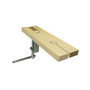 小次郎 すり板クランプセット 平溝型