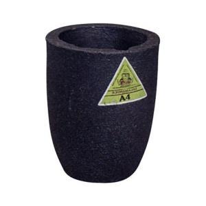 Com 黒鉛ルツボ S 48φx55 ロウ付け 溶解道具 溶解皿 ジュエリーツール 道具 工具 加工 溶接 アクセサリー 宝飾 金属