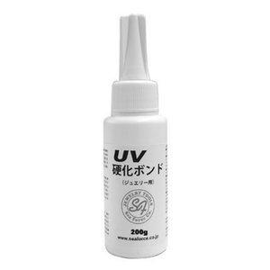 UV硬化 ボンド<ジュエリー用> 200g craft-navi