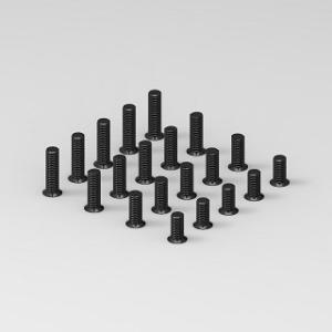 皿ネジM2セット|craft-one-shop