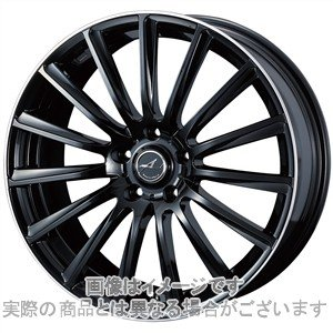 18インチ86ZN6AXEL  アクセル クリエ グロスブラック/リムダイヤカット 7.0Jx18NANOエナジー 3プラス 215/40R18|craft-web