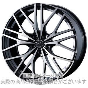 18インチ86ZN6AXEL  アクセル ヴェルス ブラック/ブラッシュド 7.0Jx18NANOエナジー 3プラス 215/40R18|craft-web