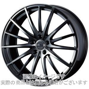 18インチ86ZN6AXEL  アクセル グレール ブラックミラーカット/ブラッククリア 7.0Jx18NANOエナジー 3プラス 215/40R18|craft-web