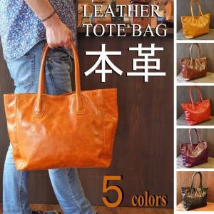 トートバッグ ショルダーバッグ レザーバッグ メンズ レディース かばん 本革 牛革 男性 女性 bag-sho015|craft-you