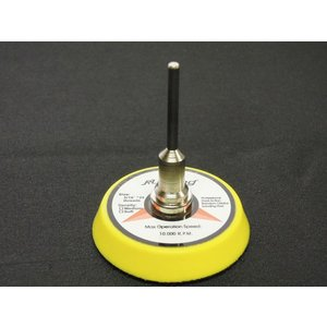 50mm  軸ネジ5/16*24 軸付 (軸径選べます)  マジック  テープ パット タッチ リューター  craftmarket