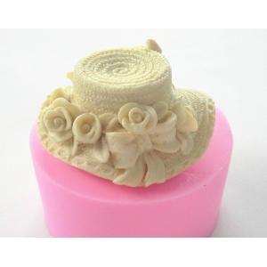 キャンドル製作・ソープ製作・帽子のモールド シリコン製|craftmarket
