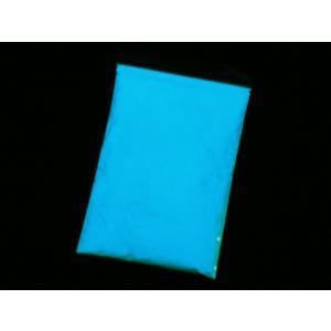非防水タイプ 50g スカイブルー 蓄光パウダー 蓄光粉末 グローパウダー 蛍光粉末|craftmarket