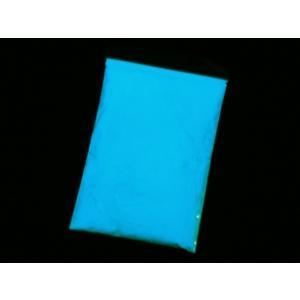 非防水タイプ 100g スカイブルー 蓄光パウダー 蓄光粉末 グローパウダー 蛍光粉末|craftmarket