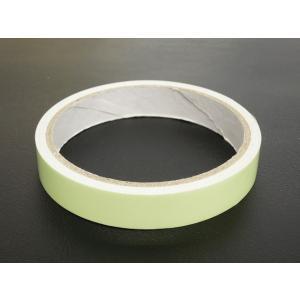 蓄光テープ 長さ3m  幅15mm お手軽 停電 災害 対策|craftmarket