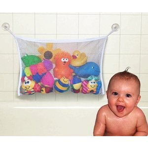 送料無料 お風呂のおもちゃ収納ネット 赤ちゃんやお子様の色々なおもちゃの収納ネット|craftmarket