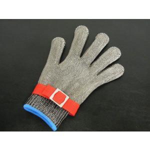 ステンレス手袋 100%ステンレス編み メッシュ素材 ナイフ カッター 包丁 手を守る|craftmarket