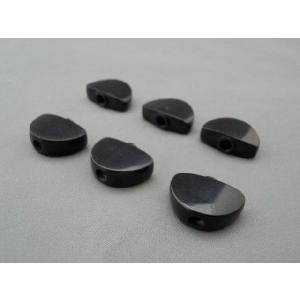 GOTOH(ゴトー)用・グローバー102タイプ 水牛の角素材ノブ(ペグボタン) 標準サイズ|craftn