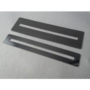 フィンガーボード保護プレート 2枚セット  フレット磨きに