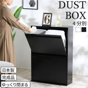 すっきりスリムな薄型デザインと、ゴミ箱に見えないデザインが人気のダストボックス。 扉が閉まる時の「バ...