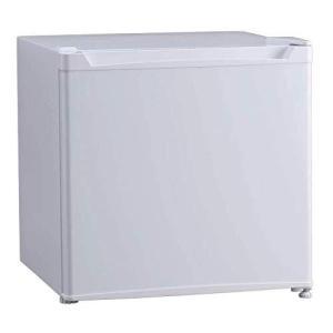 アイリスプラザ 1ドア 冷蔵庫 46L 右開き (幅47cm) ホワイト PRC-B051D-Wの画像