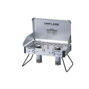軽量でありながら、MAX3900kcal/h(プレミアムガス使用時)のハイパワーの高火力を発揮する2...