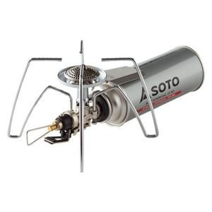 ST-310 低温の外気により、火力低下を起こしやすいCB缶の弱点をマイクロレギュレーターが解消。外...
