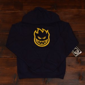 Youth Bighead Pullover Hoodie スピットファイヤー パーカー ユース キッズ|crass
