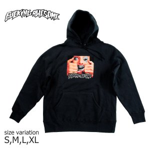 Fucking Awesome パーカー ファッキングオーサム Brace Face Hoodie スケボー フーディー  crass