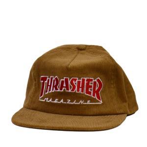 THRASHER BB CAP MAG LOGO キャップ スナップバック 帽子 スラッシャー メンズ レディース スケボー SK8 ストリート スケート|crass