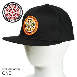 INDEPENDENT インディペンデント キャップ CHROMA SNAPBACK HATS スケボー スケートボード SKATE ストリート 帽子|crass