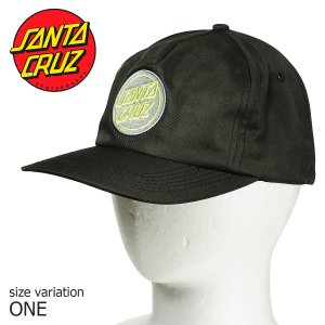 SANTA CRUZ キャップ REVERSE DOT SNAPBACK HATS サンタクルーズ スケボー スケートボード  ストリート SKATE SK8|crass