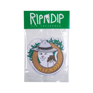 RIPNDIP Hiker Air Freshener  エアフレッシュナー リップンディップ スケボー ネコ ねこ カーアクセサリー カー用品 芳香剤 crass