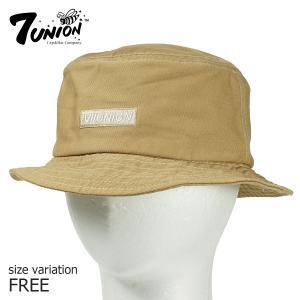 7UNION バケットハット セブンユニオン Box Garment Dye Bucket 帽子 バケハ|crass