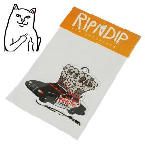 RIPNDIP 187 AirFreshener  エアフレッシュナー リップンディップ スケボー ネコ ねこ カーアクセサリー カー用品 芳香剤|crass