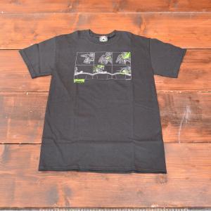 THRASHER Tシャツ スラッシャー BEER FIX NECKFACE TEE BLACK S M L メンズ レディース ブラック ストリート スケボー 正規品 半袖 コラボ 黒|crass