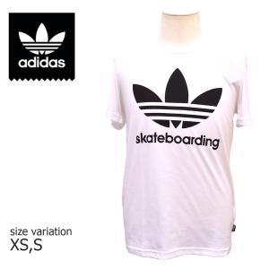 ADIDAS SKATEBOARDING Tシャツ アディダス ショートスリーブ 半袖 速乾 ドライ スケートボード CLIMA3.0 TEE スケボー メンズ White 白 SK8|crass