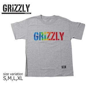 Grizzly Acid Test Cubs Youth T-Shirt  グリズリー Tシャツ 半袖  ユースサイズ 子供服 キッズ crass