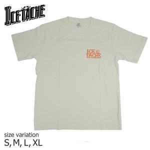 ICE TACHE Tシャツ アイスタッシュ スケートボード S・L・C・E S/S TEE 札幌 北海道 スケボー メンズ レディース|crass