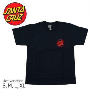 SANTA CRUZ YOUTH OPUS DOT S/S TEE NAVY Tシャツ トップス サンタクルーズ|crass