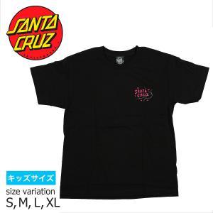 SANTA CRUZ YOUTH BURGORE S/S TEE BLACK Tシャツ トップス サンタクルーズ|crass
