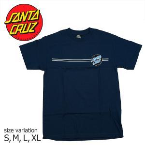 SANTA CRUZ OTHER DOT S/S TEE HARBOR BLUE Tシャツ トップス サンタクルーズ|crass