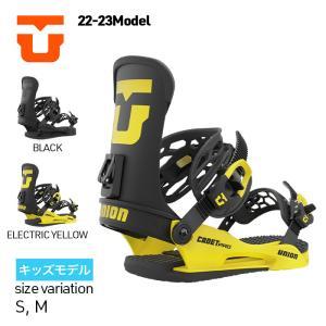 21-22 UNION CADET PRO BLACK ユニオン スノーボード ビンディング メンズ コンタクト プロ|crass