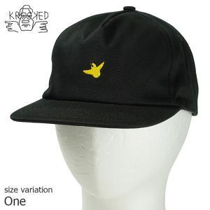 KROOKED KROOKED BIRD SNAPBACK CAP クルキッド クルックド キャップ 帽子 スケボー マークゴンザレス|crass