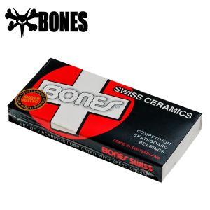 BONES ベアリング BONES SWISS CRERAMIC パーツ ボーンズ ボンズ 正規品 スケボー スケート SK8 SKATEBOARD スケートボード SKATE スーパースイス|crass