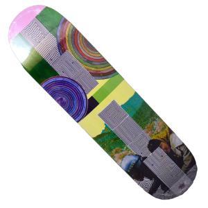 THE KILLING FLOOR キリングフロア― デッキ 8 MATT FIELD CYCLE スケボー スケートボード SKATE BOARD|crass
