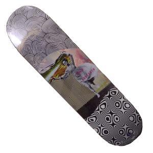 THE KILLING FLOOR キリングフロア― デッキ 8 JOSH ANDERSON TWIGGY スケボー スケートボード SKATE BOARD|crass