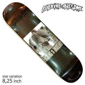 Fucking Awesome ファッキングオーサム DECK デッキ スケート スケボー Blood Baby Black 8.25|crass