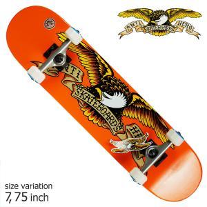 ANTIHERO Classic Eagle Complete Skateboard アンチヒーロー  デッキ SKATEBOARD スケボー COMPLETE  キッズ コンプリート crass