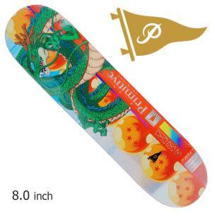 PRIMITIVE×DRAGONBALL Z I プリミティブ SHENRON skateboard スケボー メンズ スケート ボード  ストリート SKATEBOARD|crass