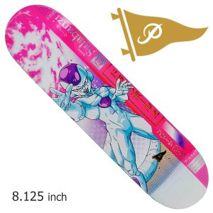 PRIMITIVE×DRAGONBALL Z I プリミティブ BASTIEN SALBNZI FRIENZA skateboard スケボー メンズ スケート ボード  ストリート SKATEBOARD|crass