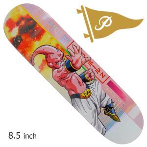 PRIMITIVE×DRAGONBALL Z I プリミティブ REREIRO×BUU skateboard スケボー メンズ スケート ボード  ストリート SKATEBOARD|crass