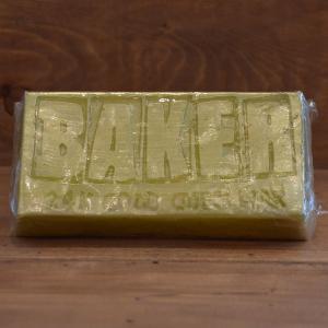 BAKER WAX ベイカー ベーカー 24 KARAT GOLD ワックス スケボー スケートボード SKATEBOARD ストリート 縁石 レッジ 必需品 ゴールド 金 延べ棒|crass